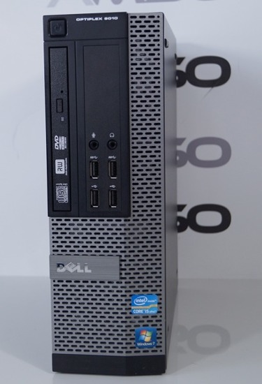 DELL 9010 SFF i5-3470 3.2GHz 4GB 250 Windows 10 Home PL
