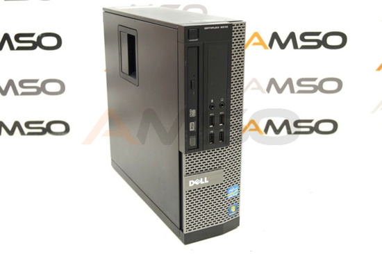 DELL 9010 SFF i5-3470 4x3.2GHz 8GB 250GB DVD-RW