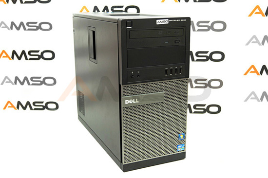 DELL 9010 TOWER i5-3570 4x3.4GHz 4GB 120SSD WINDOWS 10