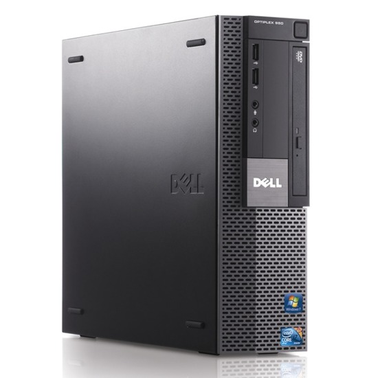 DELL 980 SFF i5-650 3,2/4GB/250GB DVD Win 7 Home Premium