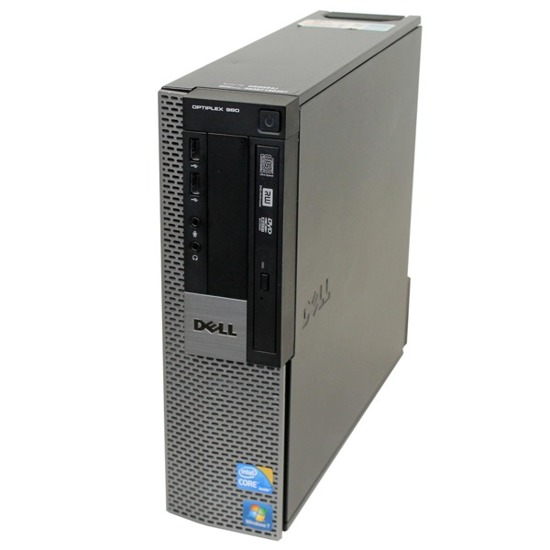 DELL 980 SFF i5-650 3,2/4GB/250GB DVD Win 7 Pro