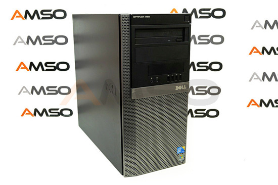 DELL 980 Tower i5-750 2,67GHz/4GB/120SSD HD4550 Windows 10 Home