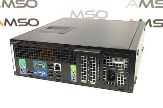 DELL 990 SFF i5-2400 QUAD CORE 3,1GHz 4GB DDR3 250GB DVD-RW