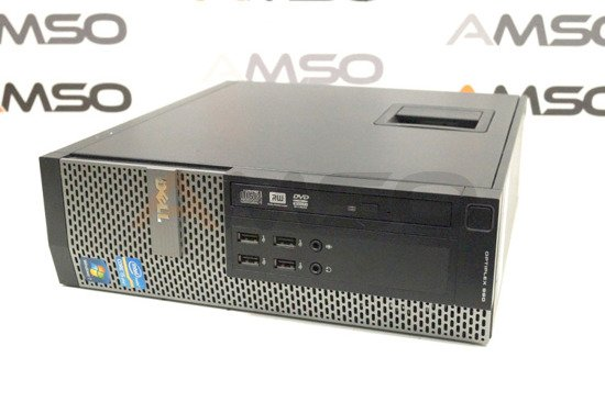 DELL 990 SFF i5-2400 QUAD CORE 3,1GHz 4GB DDR3 250GB DVD-RW WINDOWS 10 PROFESSIONAL