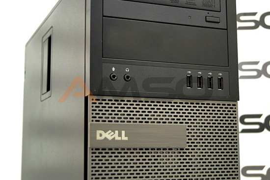 DELL 990 TW QUAD i5-2500 3.3GHz 4GB 250GB DVD WIN10