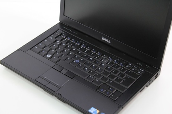 DELL E6410 i5-520M 4GB 250GB DVD-RW Windows 7 Home Premium L6