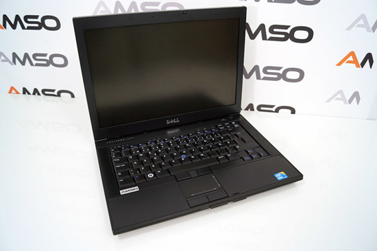 DELL E6410 i5-560M 4GB 120GB SSD  DVD-RW Windows 7 Professional