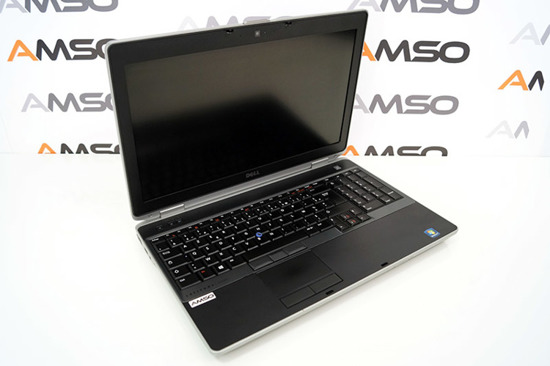 DELL E6530 i7-3520M 8GB 120GB SSD FullHD DVD-RW Windows 8.1 PRO