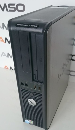DELL Gx520 / GX620 DT P4 2,8GHz 2GB 40GB DVD
