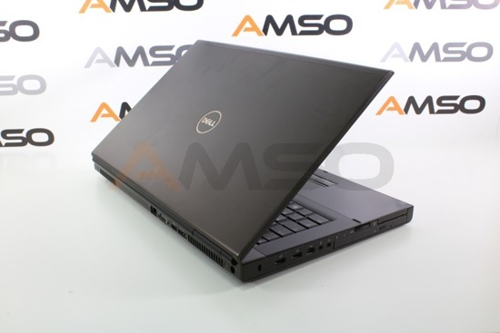 DELL M6600 i7-2620M 8GB 256SSD nVidia Quadro 3000M 17.3'' DVD-RW Windows 10  Professional