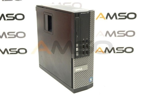 DELL OPTIPLEX 7010 SFF i5-3470 4GB 250GB DVDRW WINDOWS 10