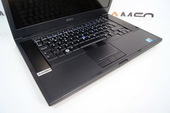 DELL PRECISION M4500 i5-520M 8GB 120GB SSD Quadro FX880M Windows 7 Professional