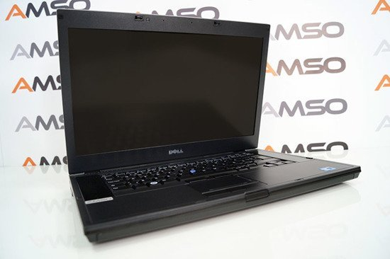 DELL PRECISION M4500 i5-520M 8GB 250GB  Quadro FX880M Windows 8.1
