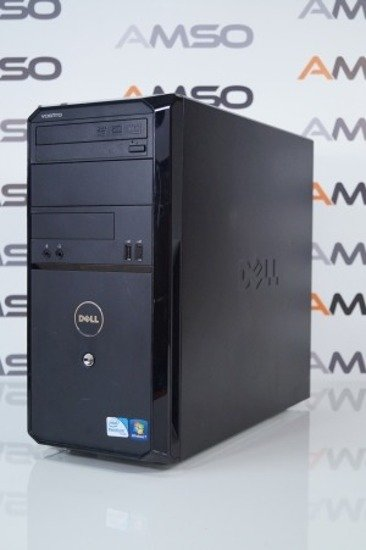 DELL VOSTRO 230 TW E6500 2x2.93GHz 3GB DDR3 250GB DVDRW WINDOWS 7 PROFESSIONAL