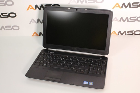 DELL e5520 i5-2540M 4GB 250GB RW CAM WIN 7 HOME PL L3