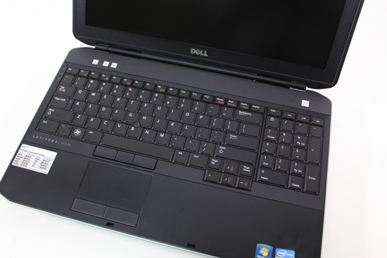 DELL e5530 i5-3210 8GB 128 SSD  FHD WIN 7 HOME L10