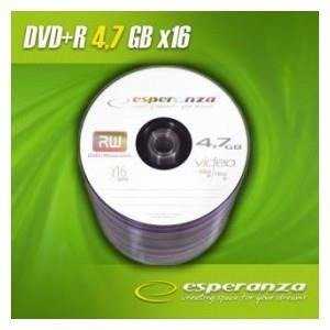 DVD+R ESPERANZA 16x 4,7GB (Spindle 100)