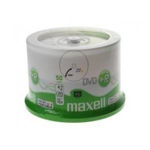 DVD+R MAXELL 4,7 16x GB PRINTABLE CAKE 50