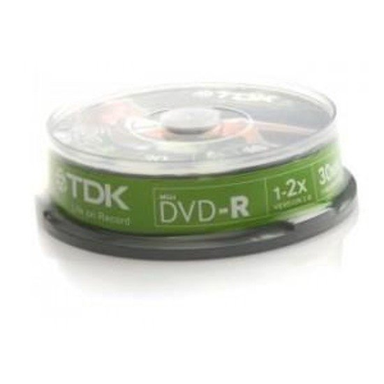 DVD-R TDK 1.4GB MINI (10 CAKE)