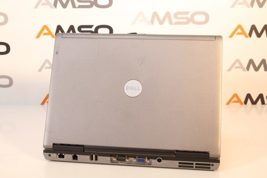 Dell D620 Coe Duo T2300E 1.66GHz 1GB 40GB DVD RW L2