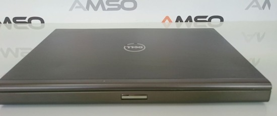 Dell M4600 i7-2760QM 8GB 128 SSD RW CAM FullHD Windows 8.1 Professional PL