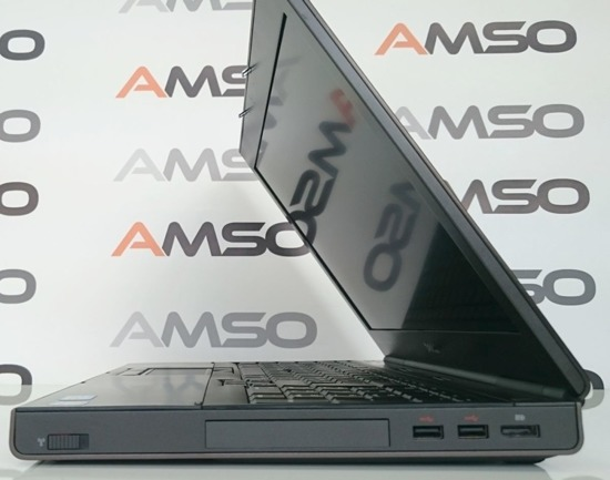 Dell M4600 i7-2860QM 8GB 320GB RW Quadro 1000 FullHD Windows 7 Professional PL