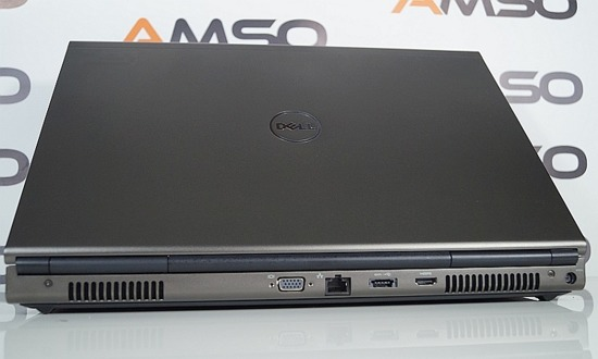 Dell M4700 i7-3520 8GB 500GB RW Quadro K2000 FullHD Windows 7 Professional PL