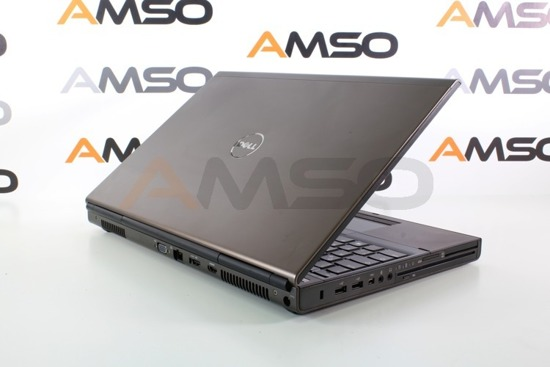 Dell M4700 i7-3540M 16GB 240GB SSD Quadro K2000M FullHD Windows 10 Professional