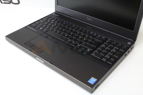 Dell M4800 i7-4800MQ 16GB 256GB SSD RW Quadro K1100M FullHD Windows 10 Home