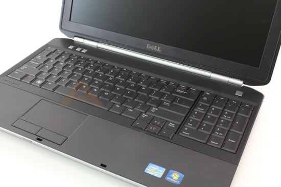 Dell e5520 i3-2350M 4GB 250GB 15.6' Klasa A Windows 7 Home Premium