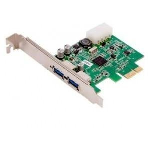 Digitalbox Kontroler PCI-E do USB 3.0 SuperSpeed 5Gb/s x2