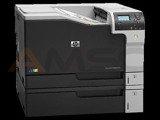 Drukarka laserowa HP Color LaserJet Enterprise M750dn A3