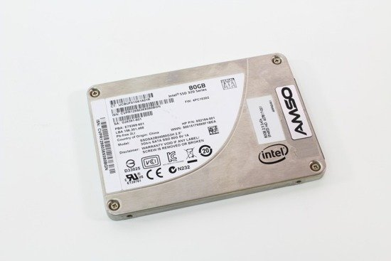 Dysk Intel SSD 80GB 330 Series SATA 2,5'' L13