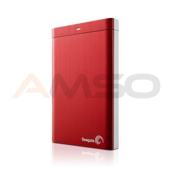 Dysk SEAGATE BACKUP PLUS STBU1000203 1TB USB3.0 Red
