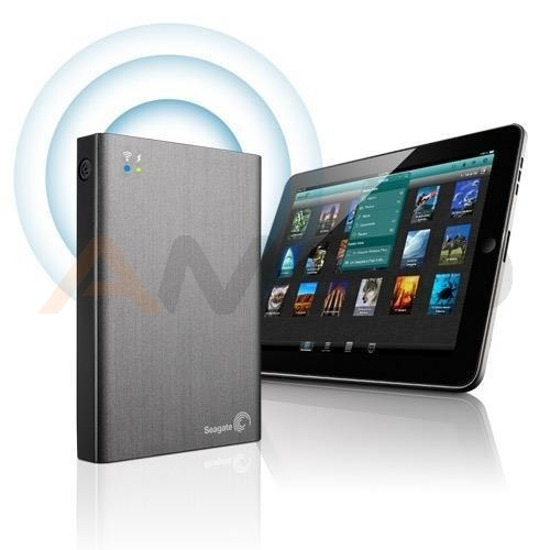 "Dysk SEAGATE Wireless Plus 2.5"" 1TB WIFI/USB3.0"