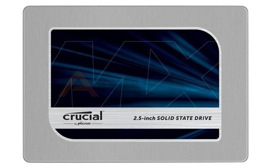 Dysk SSD CRUCIAL MX200 500 GB SATA 3 (555/500MB/s) 7mm