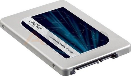 Dysk SSD CRUCIAL MX300 525GB SATA 3 (530/510 MB/s) 7mm