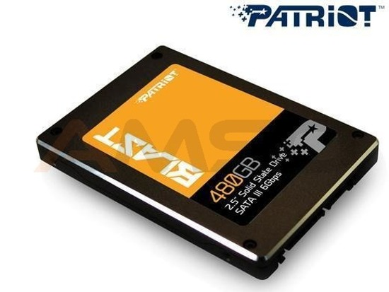 Dysk SSD Patriot Blast 480GB 2,5'' (560/540)  7mm