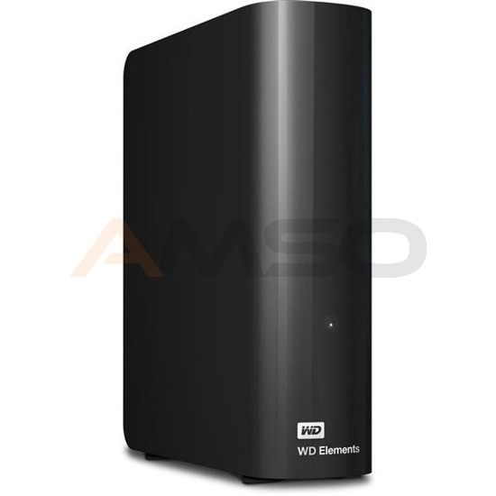 Dysk WD Elements Desktop 5 TB USB3.0 black
