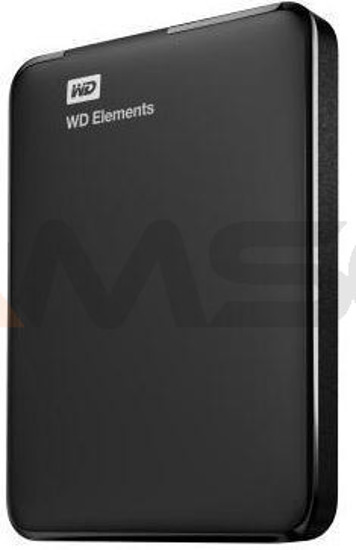 Dysk WD Elements Portable 2TB USB3.0/USB2.0 + pokrowiec