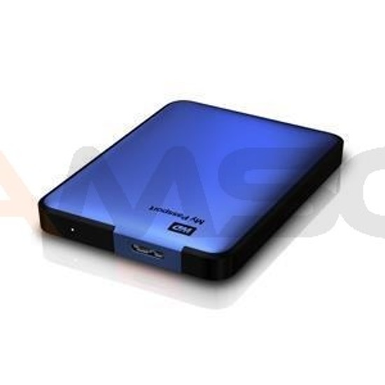 Dysk WD My Passport 1TB Ultra blue- uszk.opak.