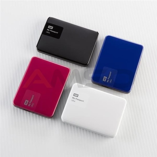 Dysk WD My Passport ULTRA 1TB USB 3.0 berry