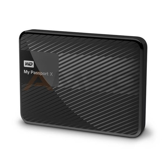 Dysk WD My Passport X 2TB black