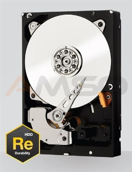Dysk WD WD2004FBYZ 2TB RE 7200 128MB SATA 6Gb/s