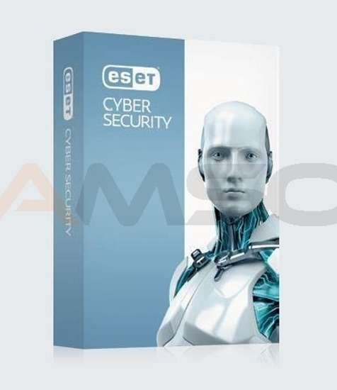 ESET Cyber Security 1 user 36 m-cy, UPG, BOX