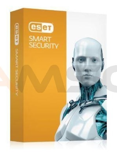 ESET SMART SECURITY 1 user, 12m-cy, BOX