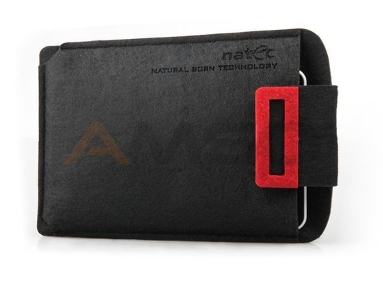 "ETUI TABLET NATEC SHEEP 10"" BLACK-RED"