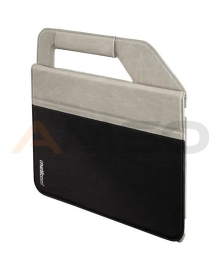 Etui Carry Handle Folio Case Samsung Galaxy Tab 1/2 Beige/Bl