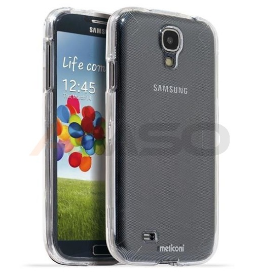 Etui Meliconi Crystal Samsung Galaxy S4 Transparent