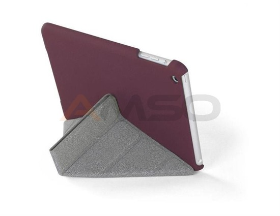Etui Meliconi Origami Case iPad Mini Wine Red